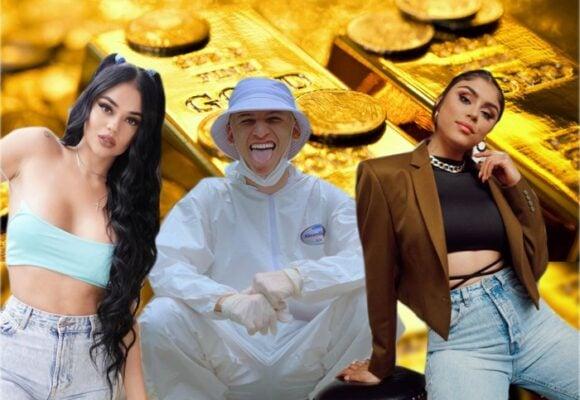 Los influenciadores más presumidos de Colombia