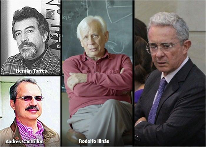 Tres intelectuales que no les da pena ser uribistas