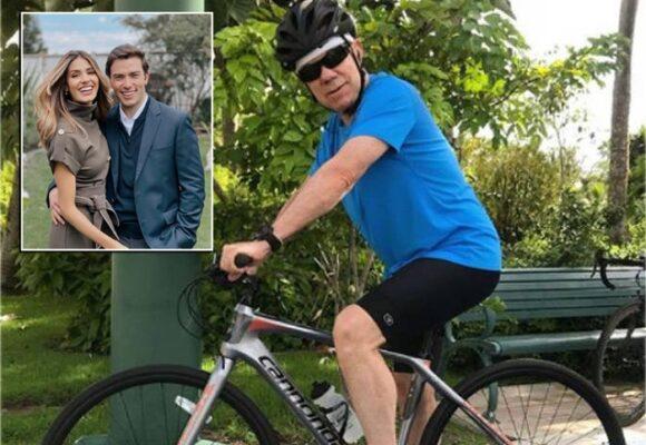 Juan Manuel Santos, el mejor suegro del mundo