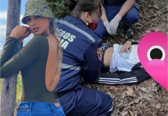 El trágico accidente de Melina Ramírez