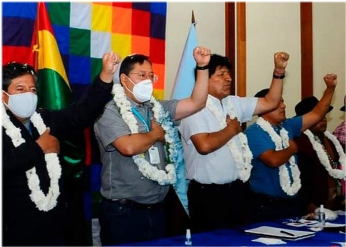 El MAS intentará ganar las cuatro regiones que le han sido esquivas en Bolivia