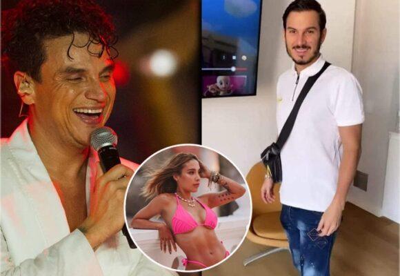 Hasta Silvestre Dangond se burla de la mala mano de Luisa Fernanda W