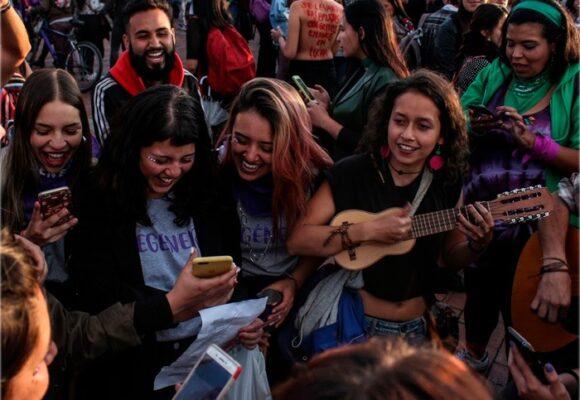 Bogotá, la ciudad que odia a las mujeres