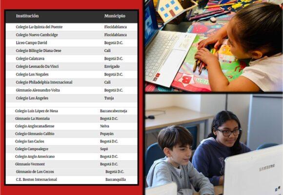 Revolcón en el Top 20 de los mejores colegios en 2020