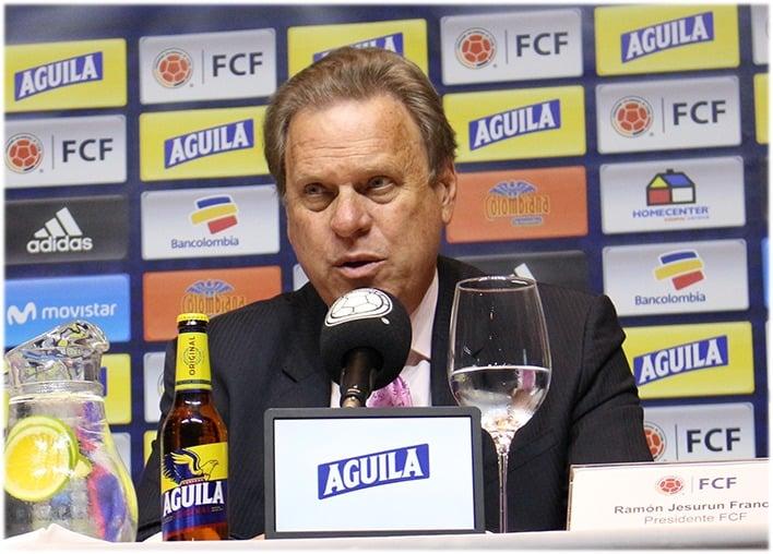 El último descaro de los dirigentes de la Federación Colombiana de Fútbol