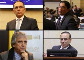 Dos duros opositores al gobierno serán ponentes de la reforma tributaria