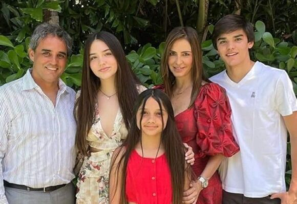 Juan Pablo Montoya: un papá al que no se le quita el hambre de ganarlo todo
