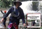 Un viaje de Yagé vuelto tragedia para este joven alemán, perdido en el Putumayo