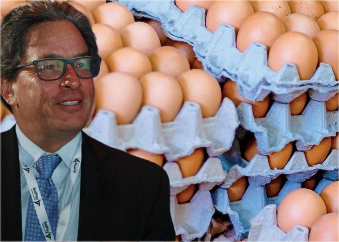 Carrasquilla se quedó en el pasado: cuando una docena de huevos sí valía $1800