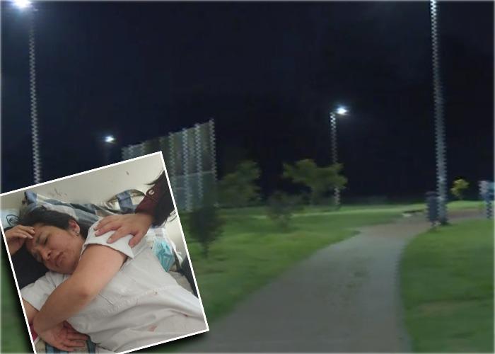 Atracadores golpean brutalmente a embarazada y la hacen perder su bebé