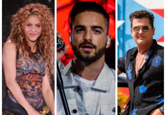 La tristeza de ver que a Maluma, Shakira y Carlos Vives no les importa Colombia