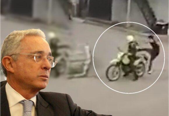 ¿Uribe defiende que los policías disparen a matar?