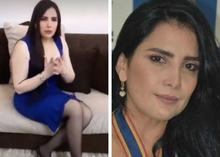 ¿Presa? Aida Merlano la invitada de lujo de Maduro