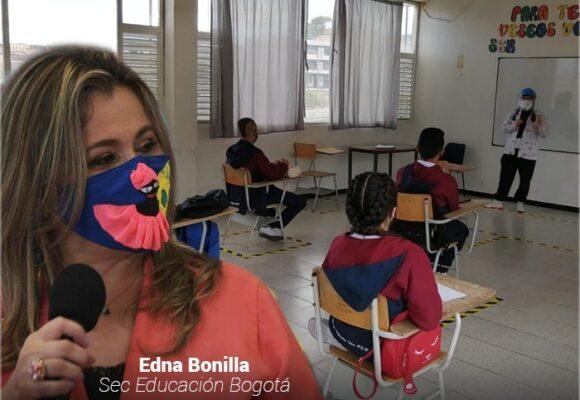 Los maestros radicales que se oponen al regreso a las aulas en Bogotá