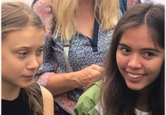 La joven indígena mexicana que sorprendió en la gran Cumbre Climática