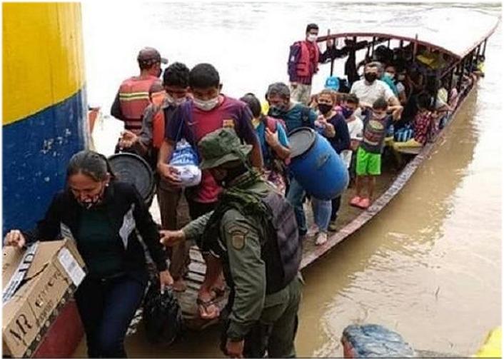El drama en la frontera de Venezuela y Colombia tras dos semanas de enfrentamientos
