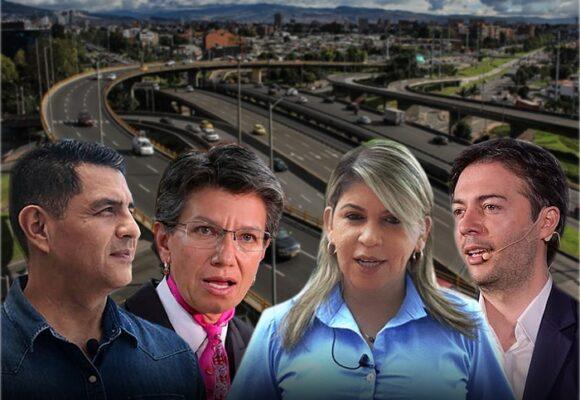 Seis capitales colombianas, en confinamiento total