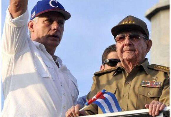 Miguel Díaz-Canel sucede a Raúl Castro en el Partido Comunista de Cuba