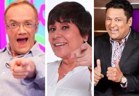 Frank Solano, Carlos Giraldo y los que le pelean la corona a La Negra Candela como el más chismoso de Colombia