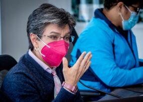 Encierro total de fin de semana propone Claudia López contra la pandemia