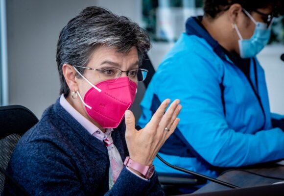 Por baja en la ocupación de UCI Bogotá dejará de estar en alerta roja