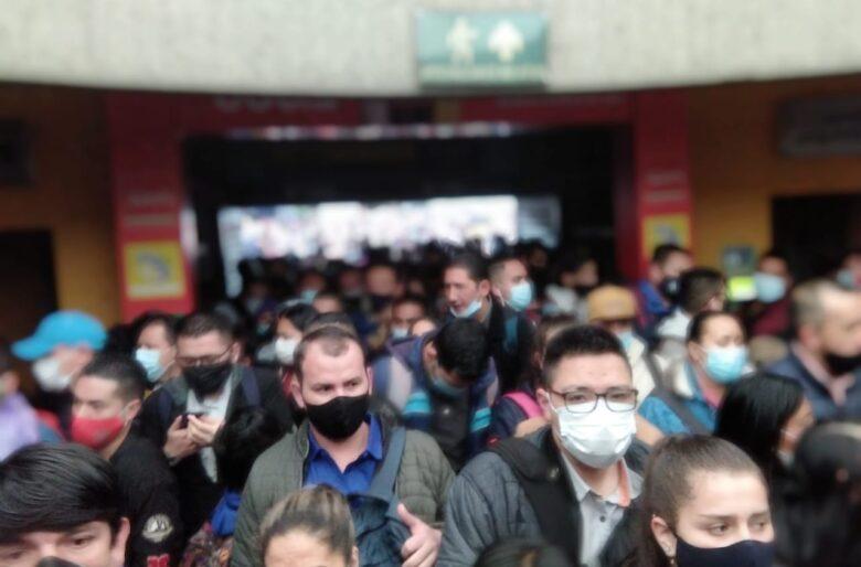 Aquí no hubo pandemia