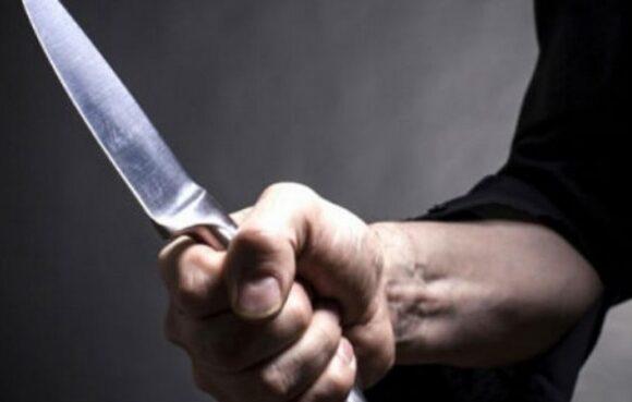 Armados hasta los dientes: los machetes y cuchillos hallados en un asilo de ancianos