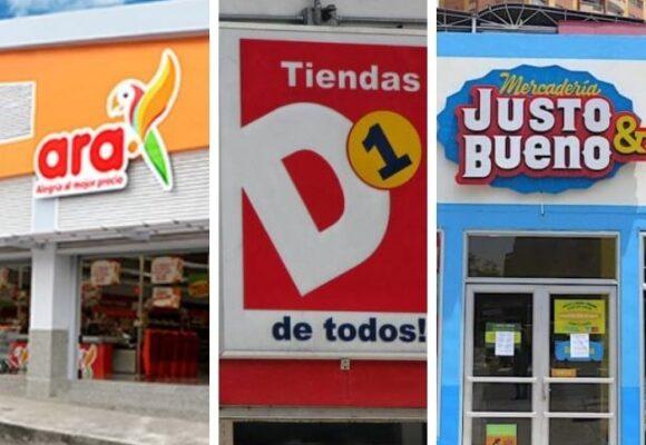 D1, Justo & Bueno y Ara, ¿acabarán con los grandes supermercados de cadena?