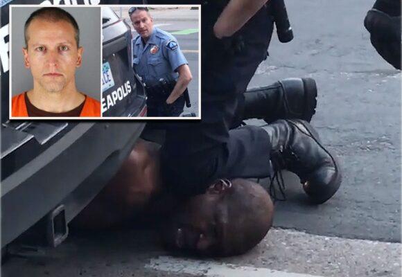 La muerte de Floyd fue asesinato: cárcel para el policía Derek Chauvin