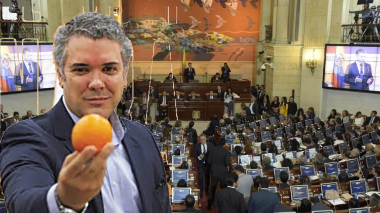 Cultura golpeada en la tributaria: ¿aplastando la naranja?