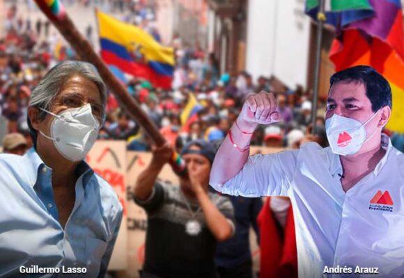 La pelea por el voto indígena para lograr la Presidencia de Ecuador