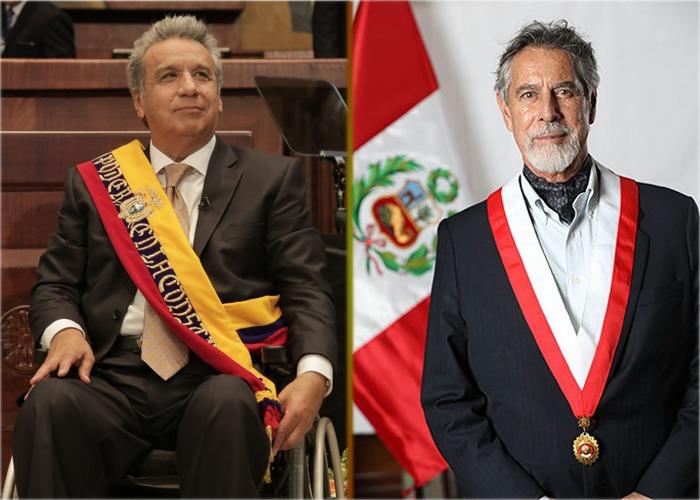Superdomingo electoral en Suramérica: Ecuador y Perú eligen nuevo Presidente
