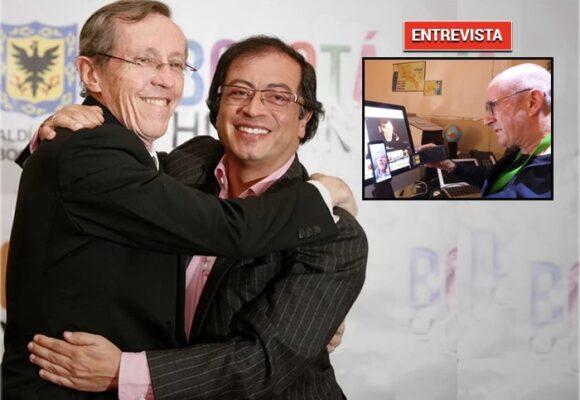 Espaldarazo de Antonio Navarro a Petro para la consulta de la izquierda