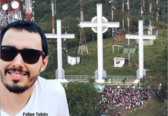 Felipe, el deportista que terminó asesinado por defender a su novia en Cali