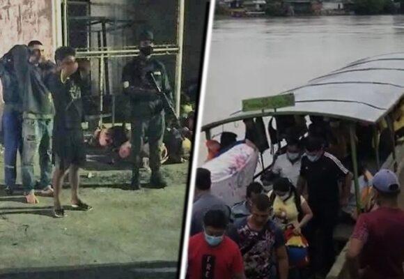 Ejecuciones y torturas por parte de militares venezolanos en la frontera con Colombia
