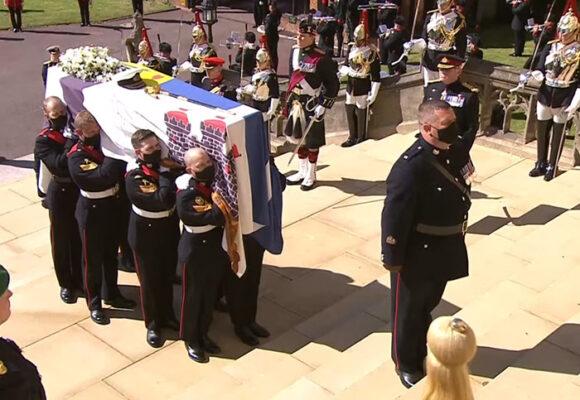 EN VIVO: Funeral de Felipe de Edimburgo