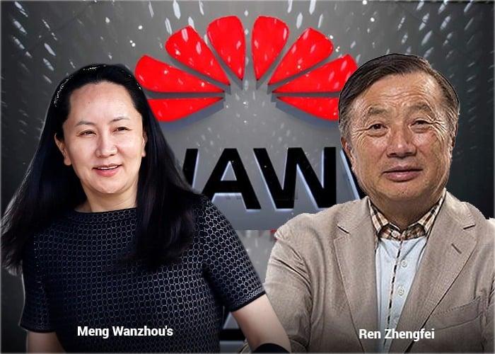 La heredera de Huawei con billones en el banco y atrapada por líos judiciales en Canadá