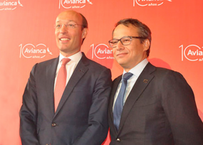 El banquero chileno que se creció en Avianca:reemplazará al CEO Anko van der Werff