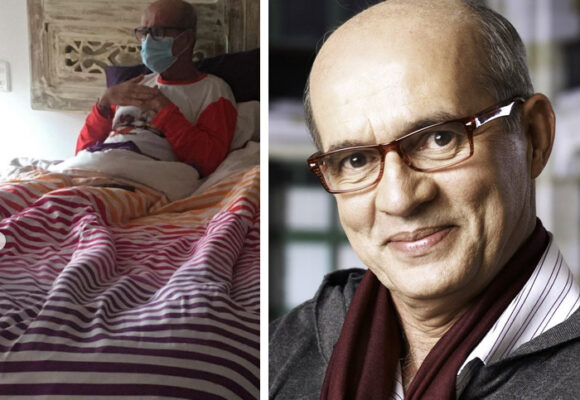 El delicado estado de salud del gran actor Jairo Camargo