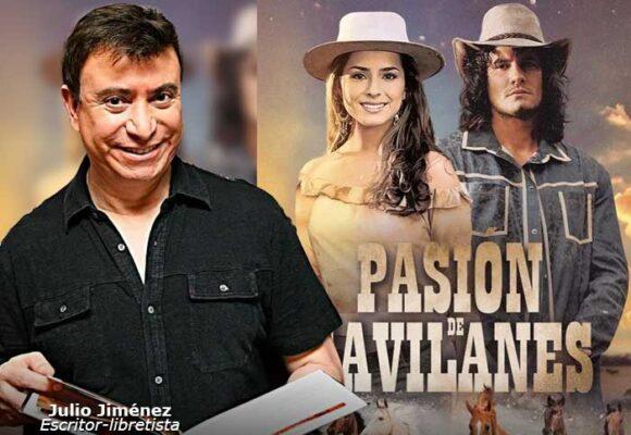 La resurrección de Julio Jiménez, el escritor que llenó de plata a la televisión colombiana
