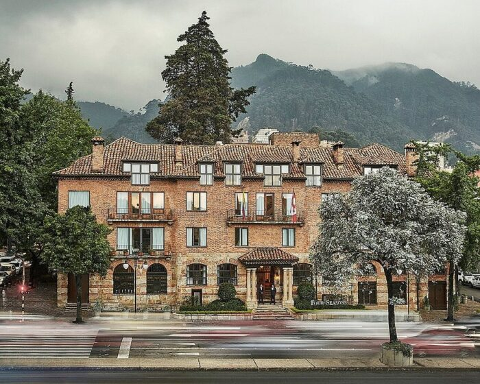 En el hotel Casa Medida, la suite presidencial puede llegar a costar 7,5 millones la noche. Foto: Four Seasons