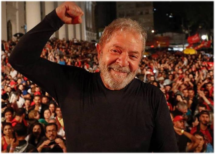 Supremo Tribunal de Brasil confirmó la anulación de las sentencias contra el expresidente 'Lula'