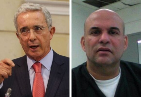 Mancuso no aceptó declarar en el caso de Uribe y la masacre de El Aro