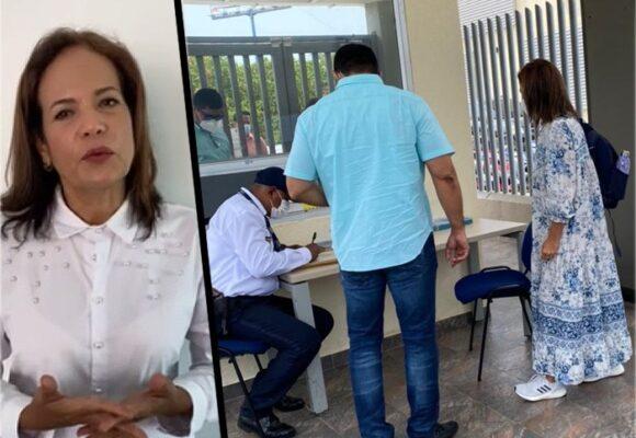 Se entregó 'María Mulata' mientras en redes sociales reclaman su inocencia