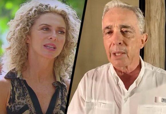 Margarita Rosa insinúa que Alvaro Uribe es un papá cruel