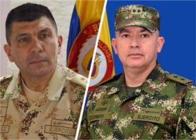Los dos generales que tendrán que responder en la JEP por 30 casos de falsos positivos