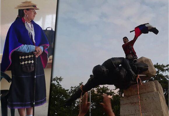 Sebastián de Belalcázar, un violador de mujeres indígenas según las Misak