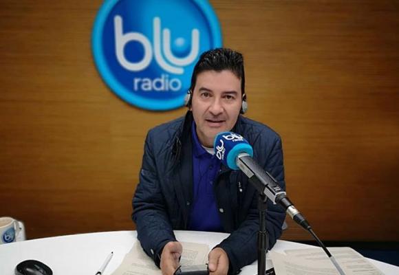 La peinada que le pegó líder indígena a Nestor Morales en BluRadio