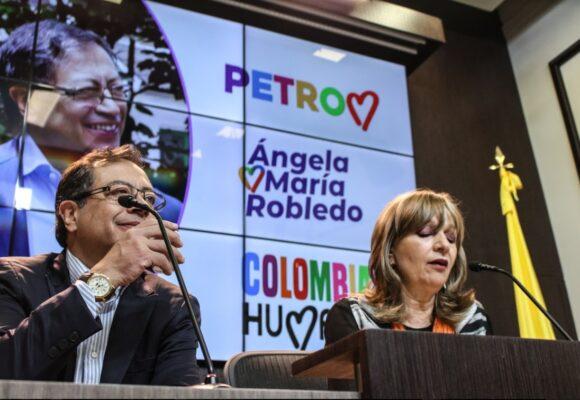 Angela María Robledo y Francia Márquez buscan ganársela a los candidatos hombres