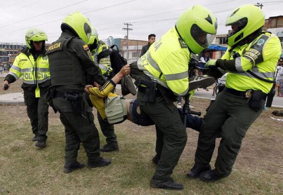 Los 70 casos de violencia policial en solo dos meses del 2021